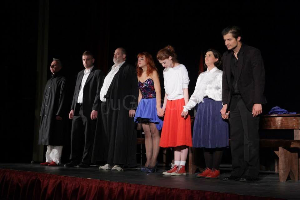 Narodna drama u Crnoj Gori