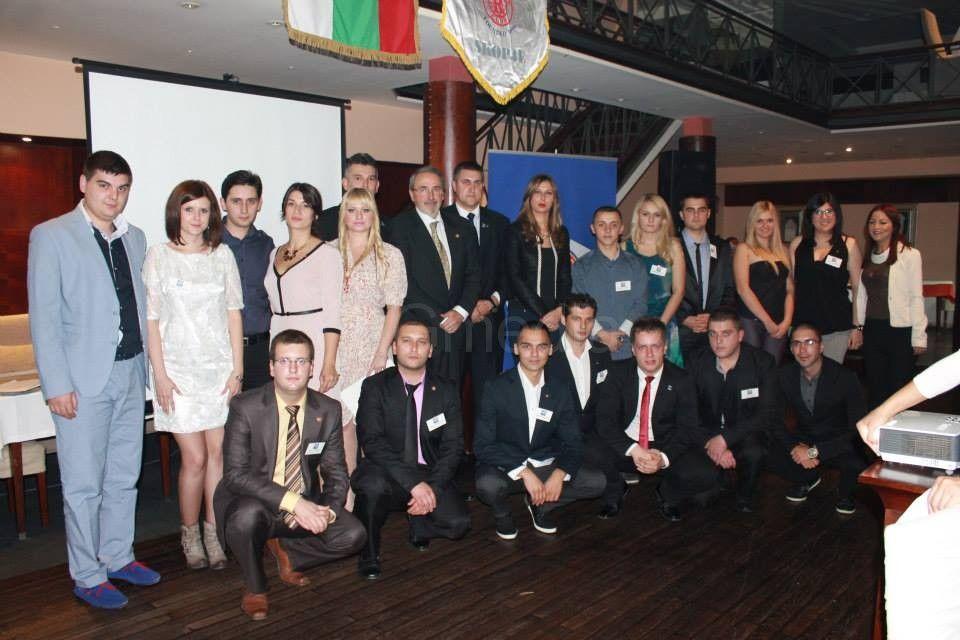 Rotari klub proslavio pet godina postojanja