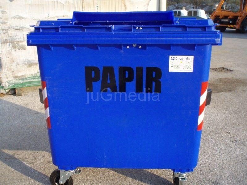 Besplatni kontejneri školama i javnim preduzećima