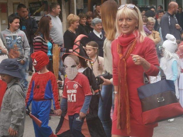 Maskenbalom završena Dečija nedelja