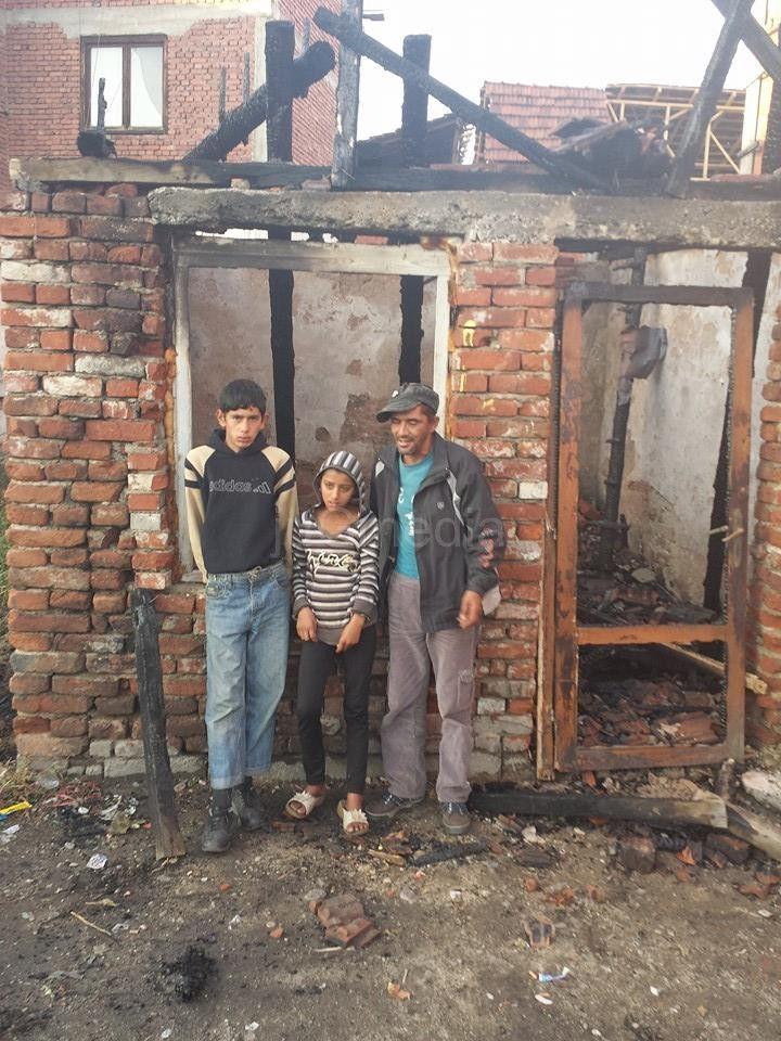 Izgoreo dom porodice Demirović