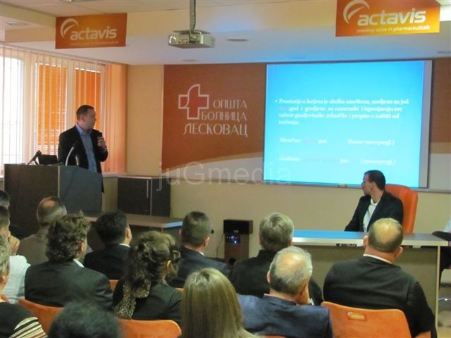 Srpski radiolozi na Majskom seminaru u Leskovcu