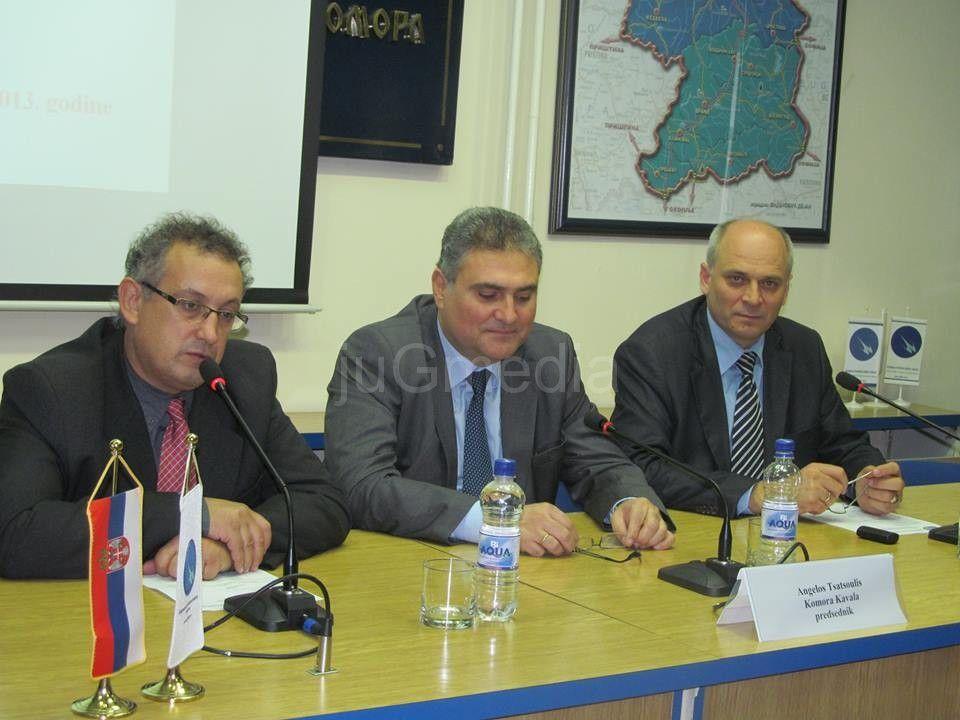 Delegacija Kavale posetila Leskovac