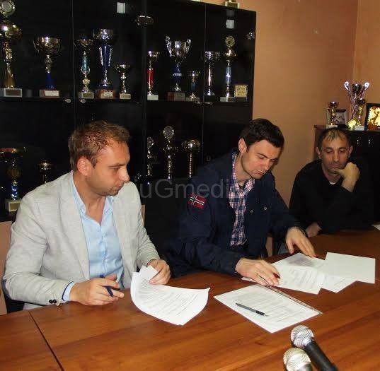 Potpisani ugovori o poslovno-tehničkoj saradnji leskovačkih košarkaških klubova