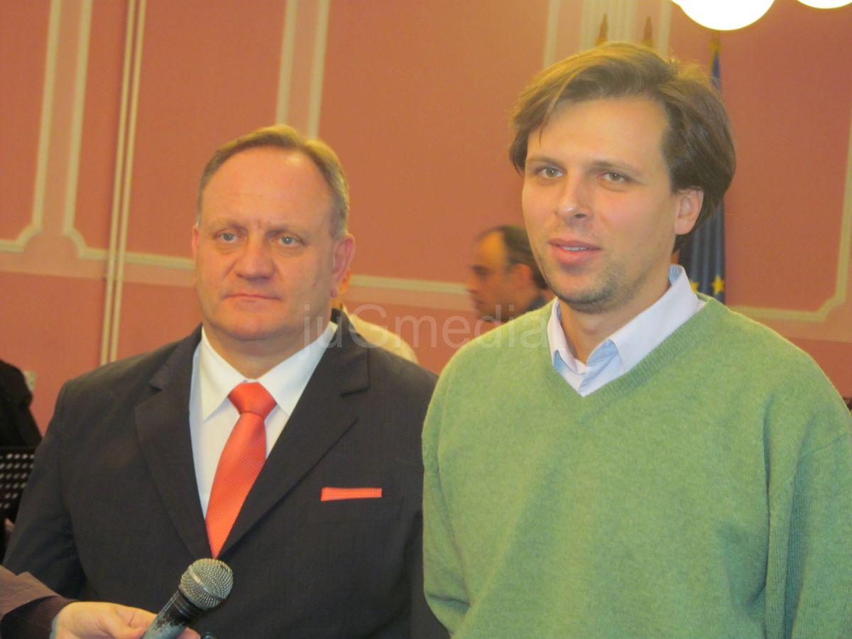 Gradonačelnik ugostio muzičare uoči koncerta