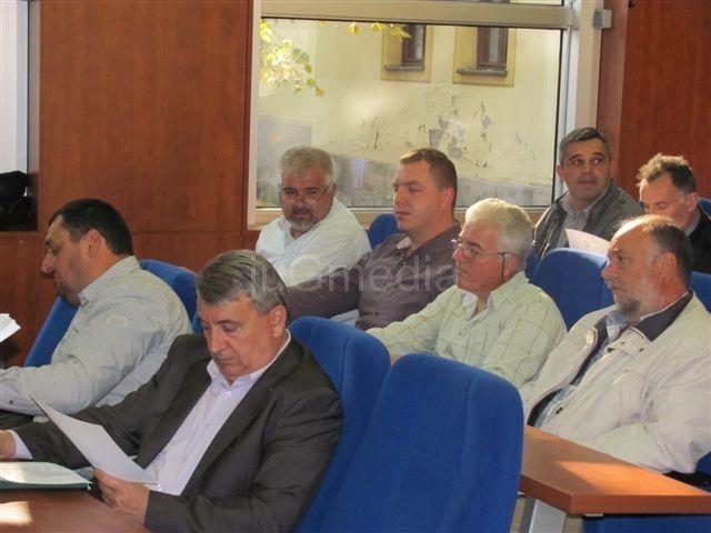 Gradonačelnik se sastao sa drvoprerađivačima