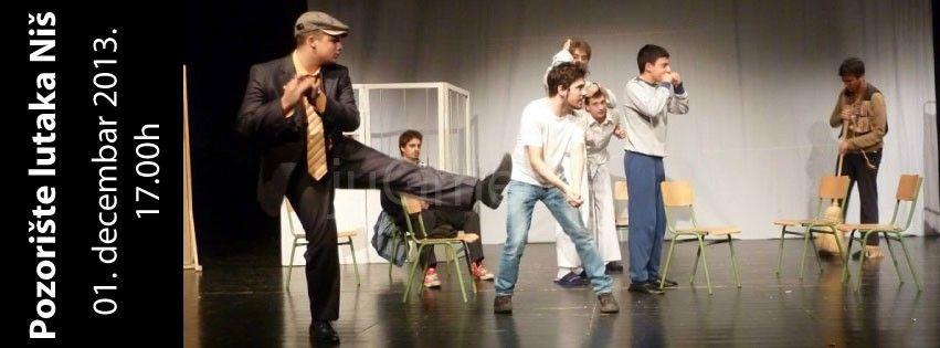 Predstava beogradskih gimnazijalaca u Pozorištu lutaka