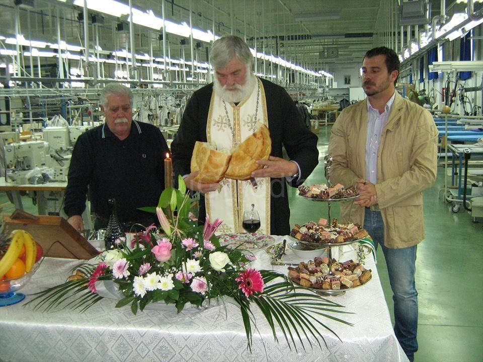 Porodica Fiorentino tradicionalno slavi Svetog Arhanđela
