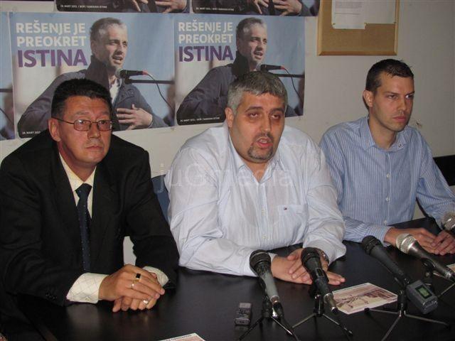Zdravković: U LDP prešlo oko 100 članova DS