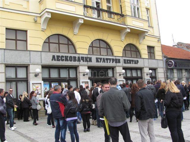 Sutra sajam zapošljavanja, posao za 160 Leskovčana