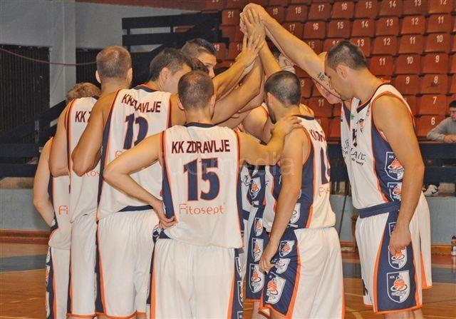Košarkaši Zdravlja pobedili u Kuršumliji