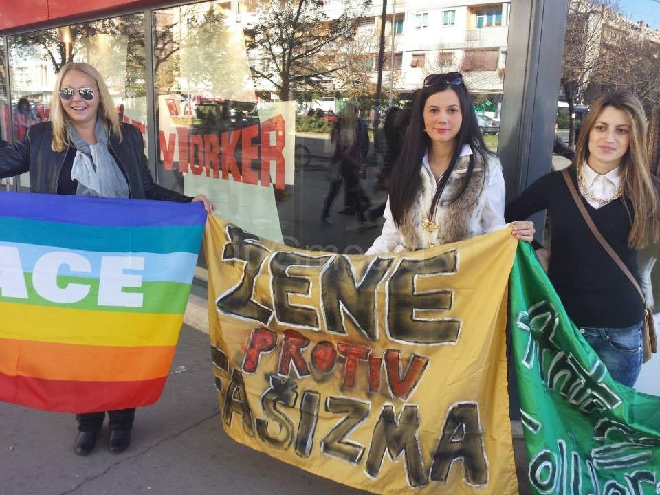 Leskovčanke podržale antifašistički manifest