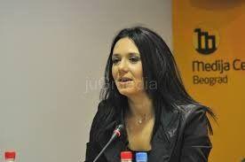 Brankica Stanković na Pravnom fakultetu