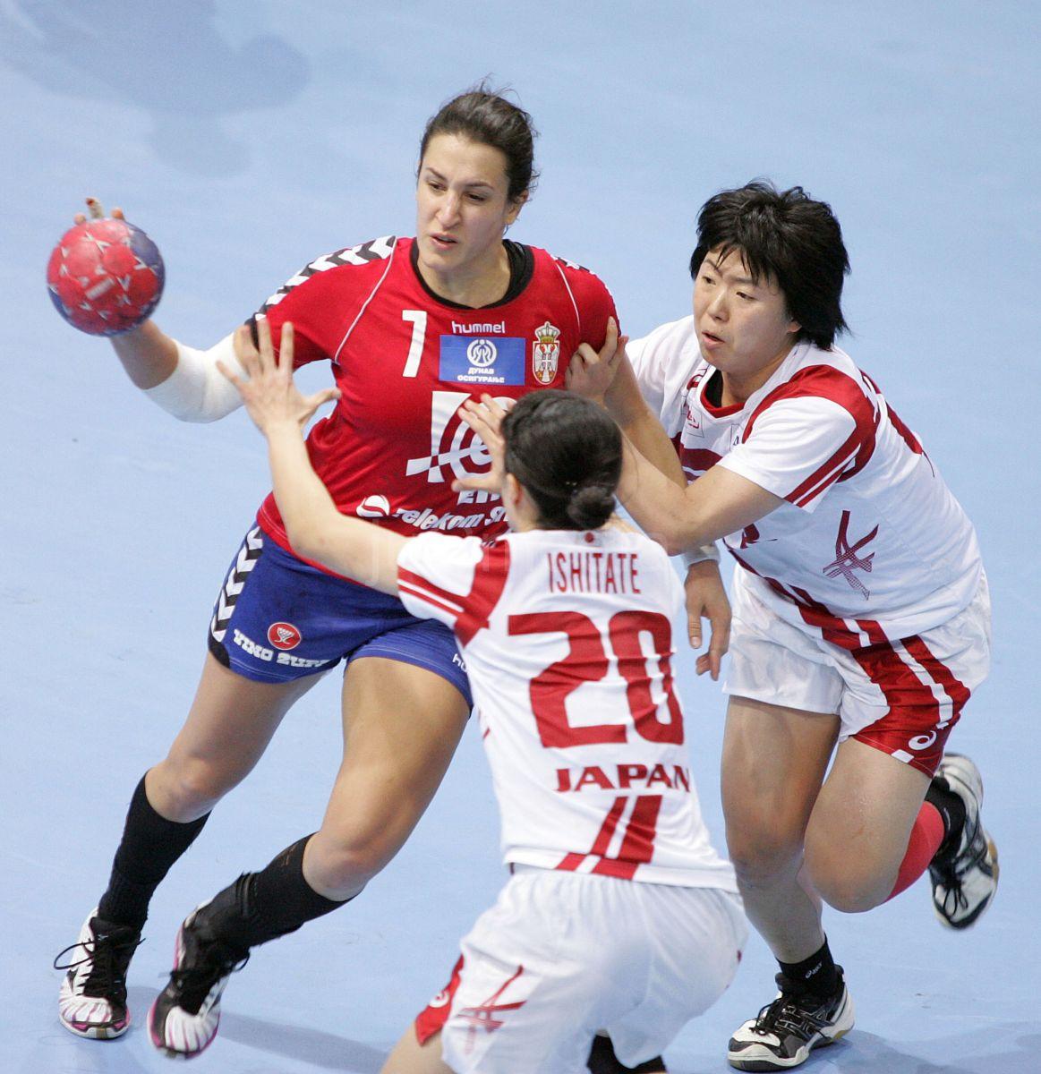 Srbija pobedila Japan!