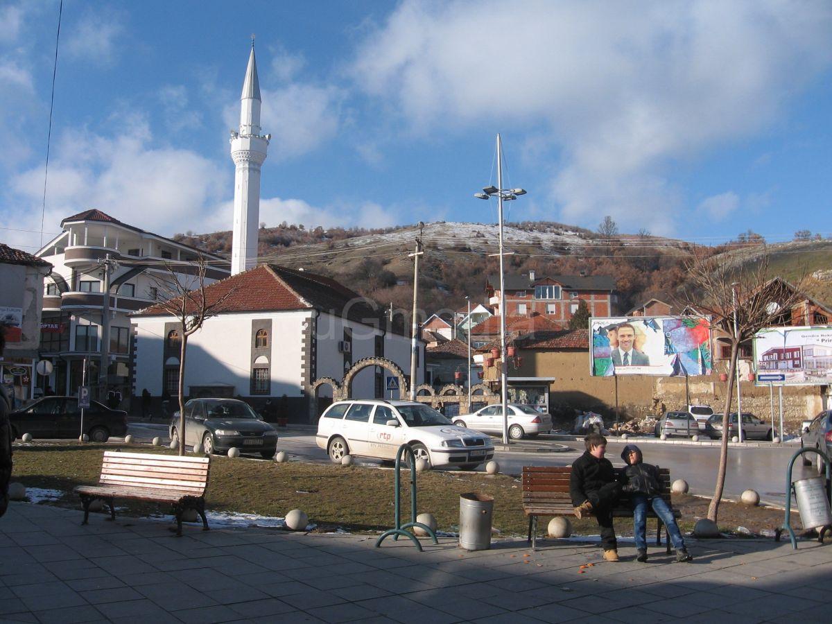 Srbija zatvorila carinski terminal u Preševu