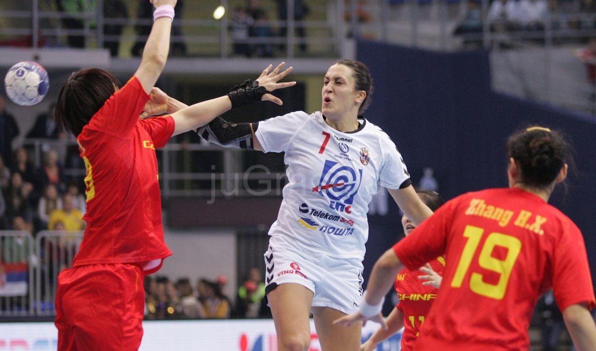 Srbija pobedila Kinu u rukometu