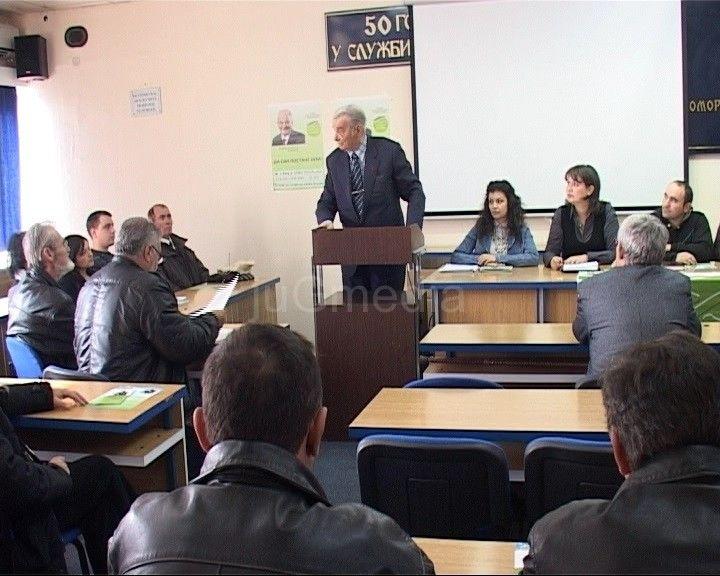 Jovica Aleksić novi predsednik Bogate Srbije