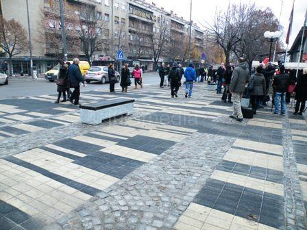 Centar Leskovca dobio novi izgled