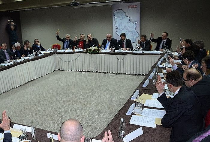 Na Kopaoniku se bira rukovodstvo Udruženja gradova i opština