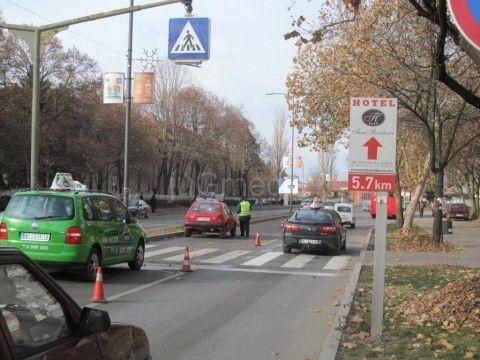 Dve osobe povređene u saobraćajnim nezgodama