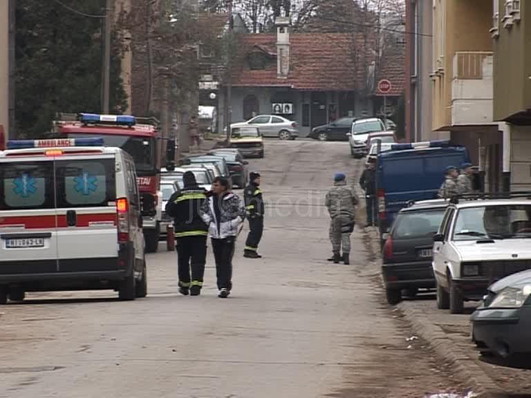 NAPETO: Razminiranje bombe u naselju Rasadnik!
