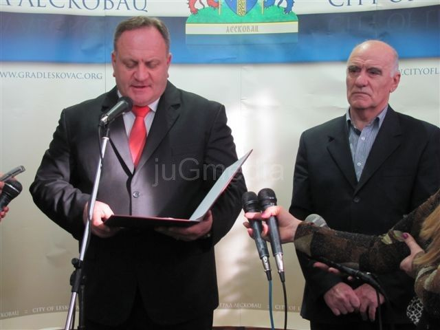 Gradonačelnik Leskovca : Da polja postanu fabrike zdrave hrane