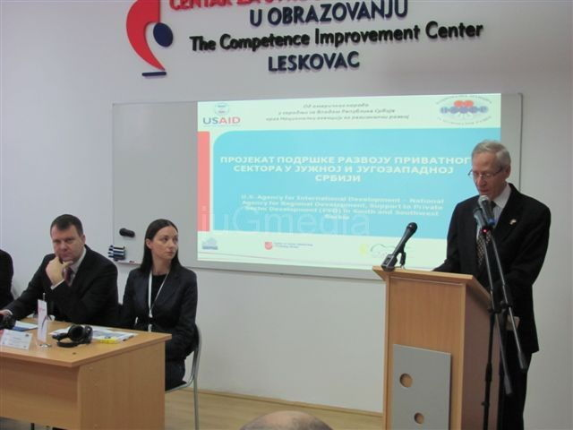 Amerika u Srbiji finansira nova radna mesta