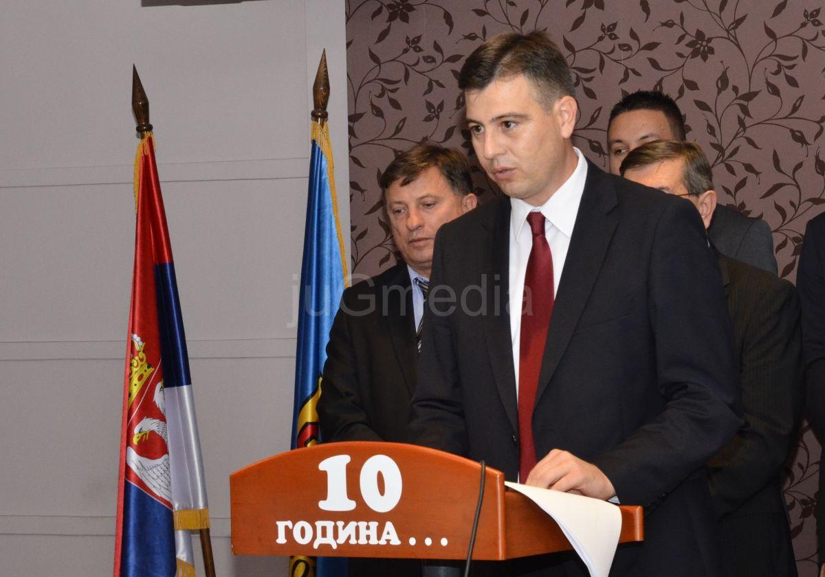Vladan Vasić, deset godina na čelu opštine Pirot