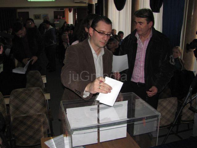 Nenad Stojković poverenik SNS u Vlasotincu