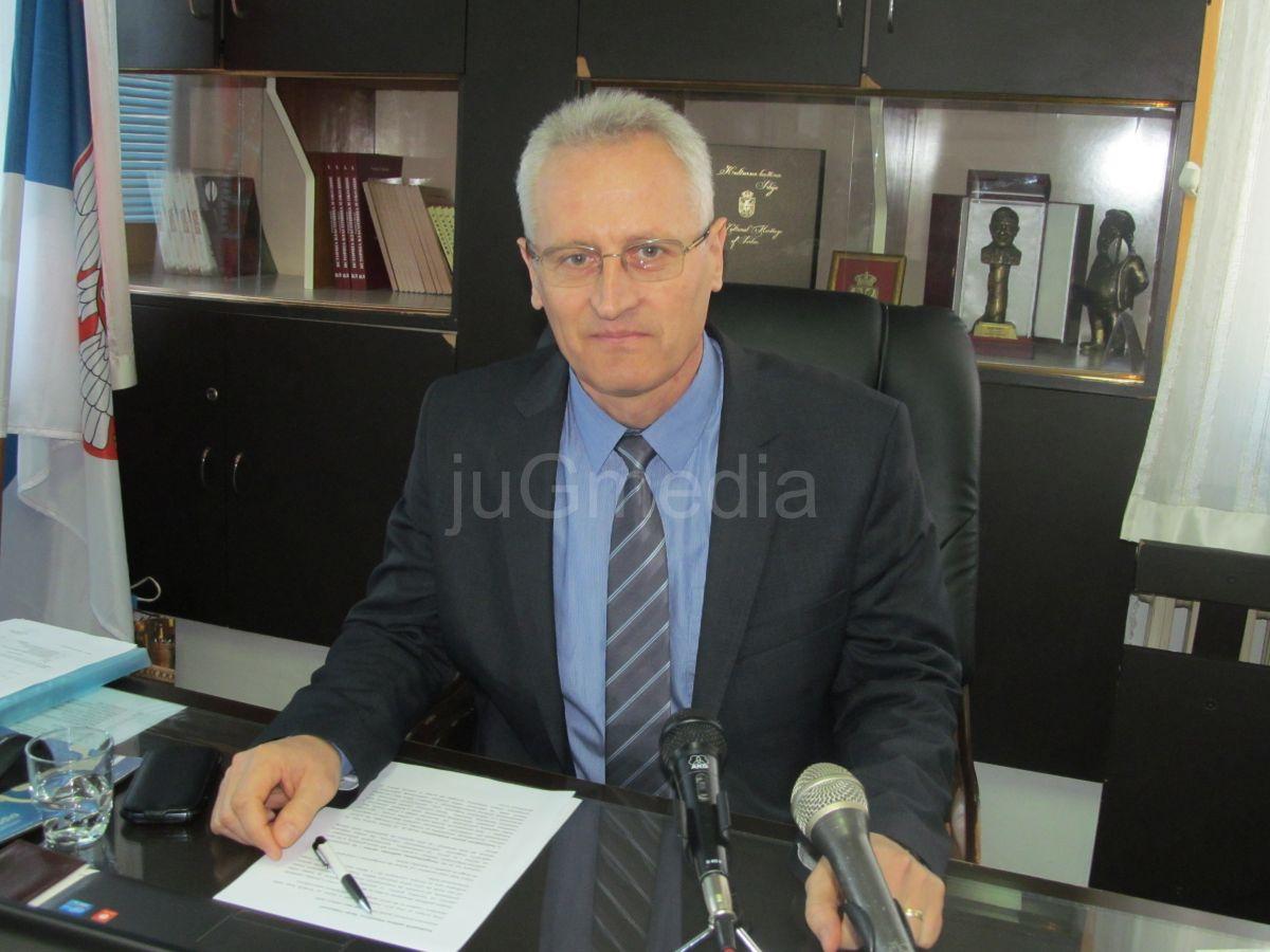 Todorović:Za infrastrukturu 40 miliona dinara