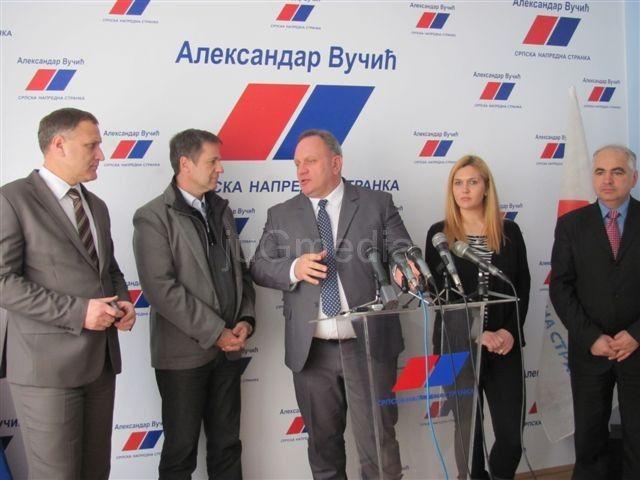 SNS: Centar Leskovca biće veliko gradilište