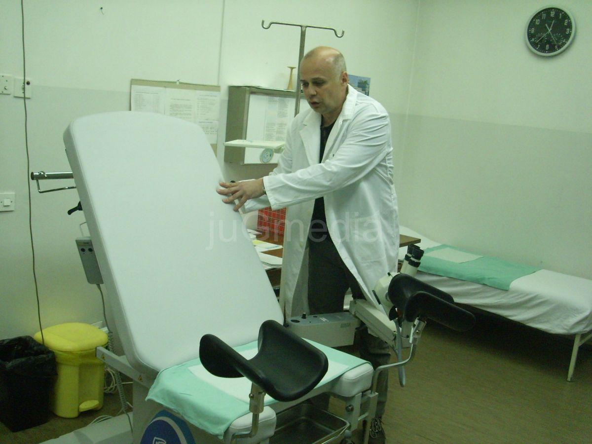 Nova oprema u pirotskoj Opštoj Bolnici