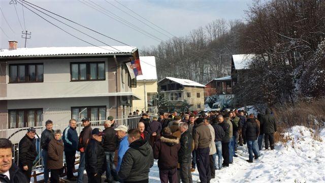 Ponovo protestni skup i Grdelici