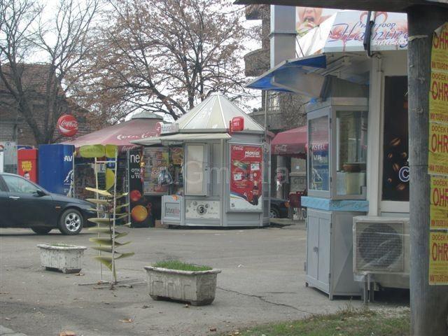 Plan pa licitacija za kioske u centru grada