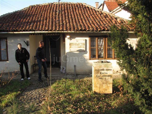 Bistu Koste Stamenkovića skrivao u dvorištu