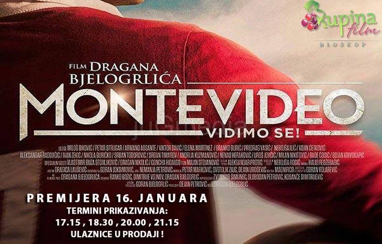 """Premijere """"Montevideo, vidimo se"""" u Kupini"""