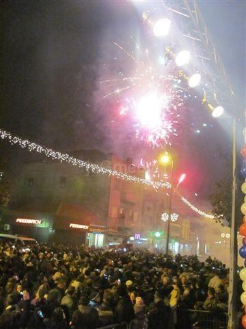 Grad organizuje veliku novogodišnju žurku u Vranju