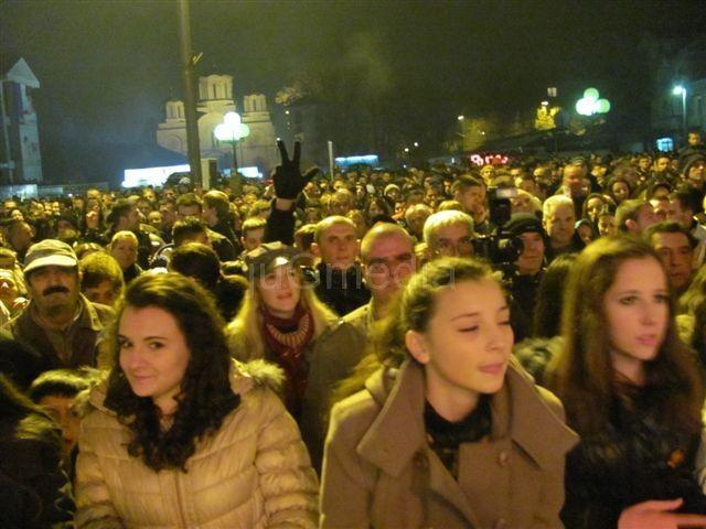 Centar grada se zatvara za saobraćaj zbog dočeka Nove godine