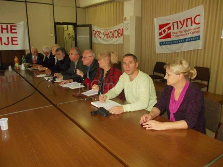 PUPS u Leskovcu podmlađuje redove