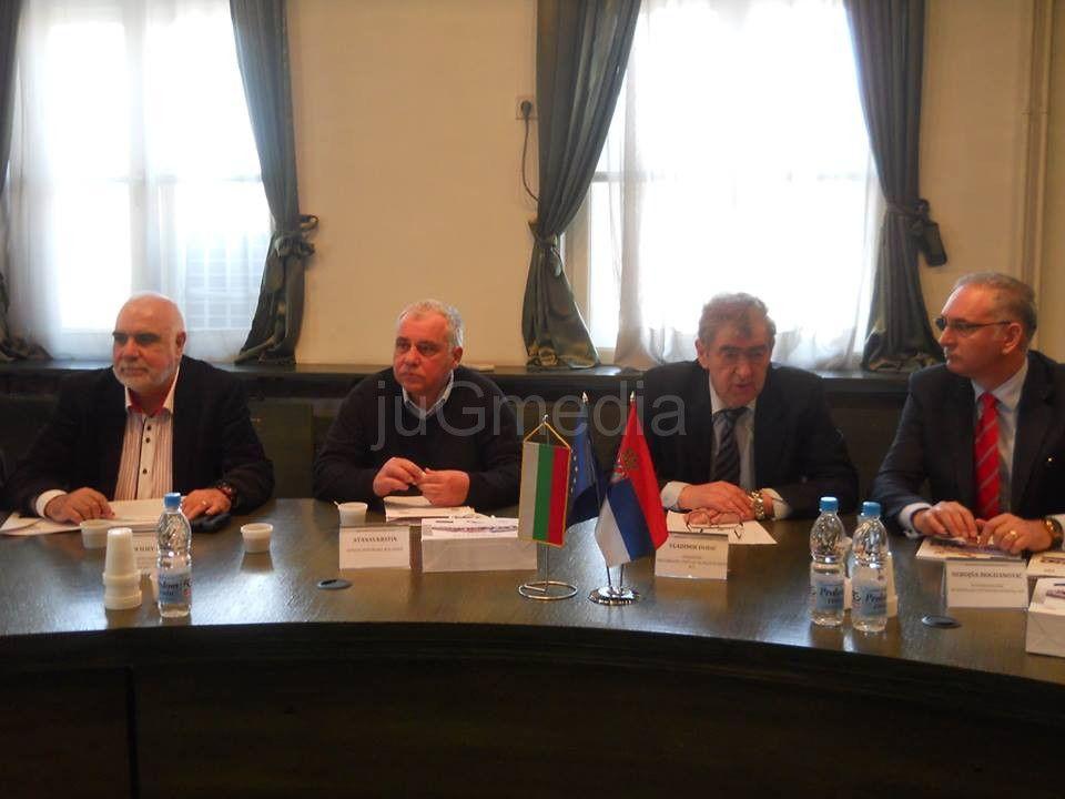 Formiran Bugarsko-srpski privredni savet
