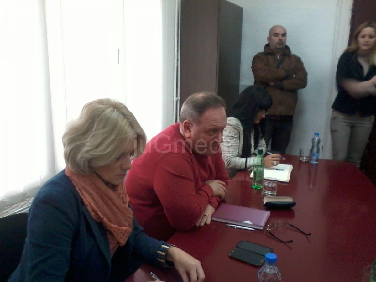 Dan otvorenih vrata kod gradonačelnika Leskovca