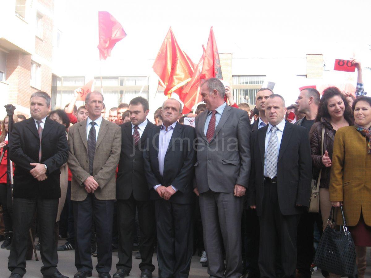 Albanci sa juga Srbije bojkotuju izbore
