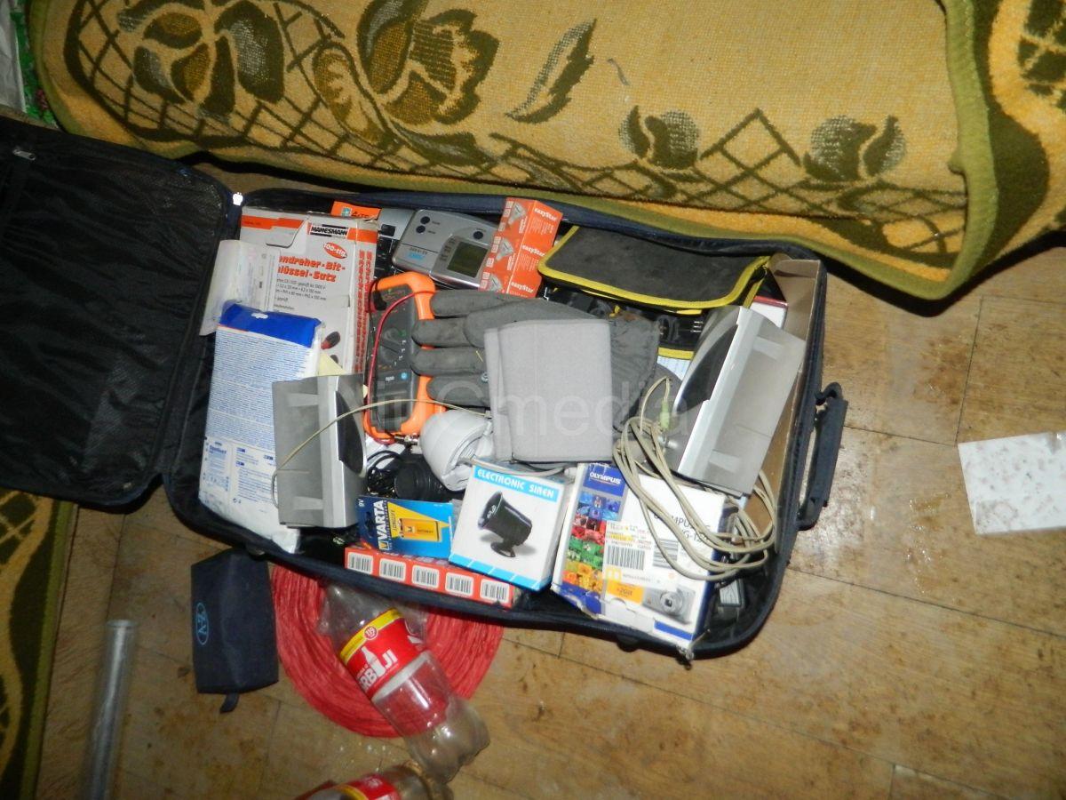 Otac i sin planirali da bace bombu na Policijsku stanicu