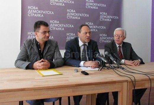 NDS: Konsezusom u reforme i modernizaciju Srbije