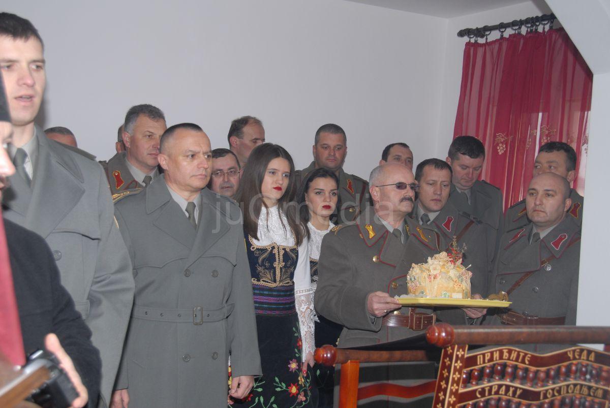 Četvrta brigada dobila bogoslužbeni prostor