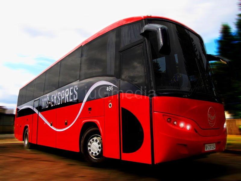 Do Nemacke Autobusima Nis Ekspresa Jugmedia