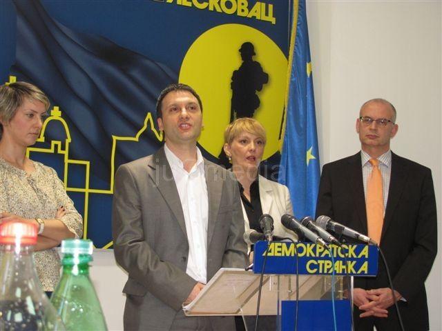Klub Leskovčana u Skupštini Srbije?