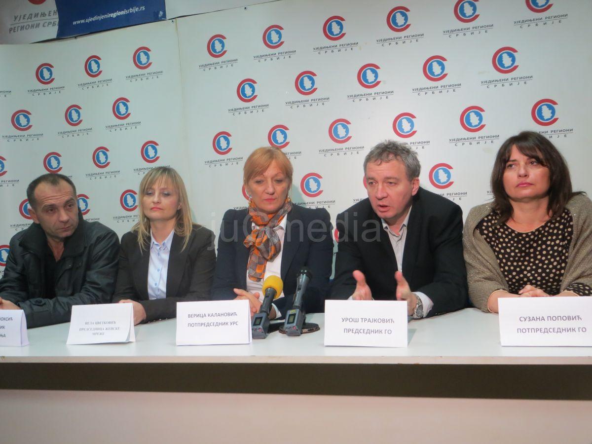 Verica Kalanović osudila napad na odbornika iz Vranjske Banje