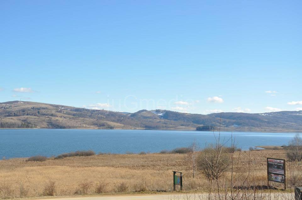 vlasinsko jezero-panoarama