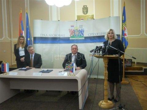 Mihalovićeva sledeće nedelje u Leskovcu, zaobilaznica glavna tema